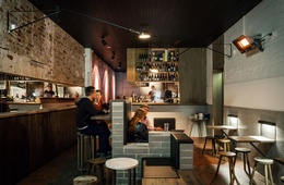2012 Eat-Drink-Design Awards High Commendations – Best Bar Design