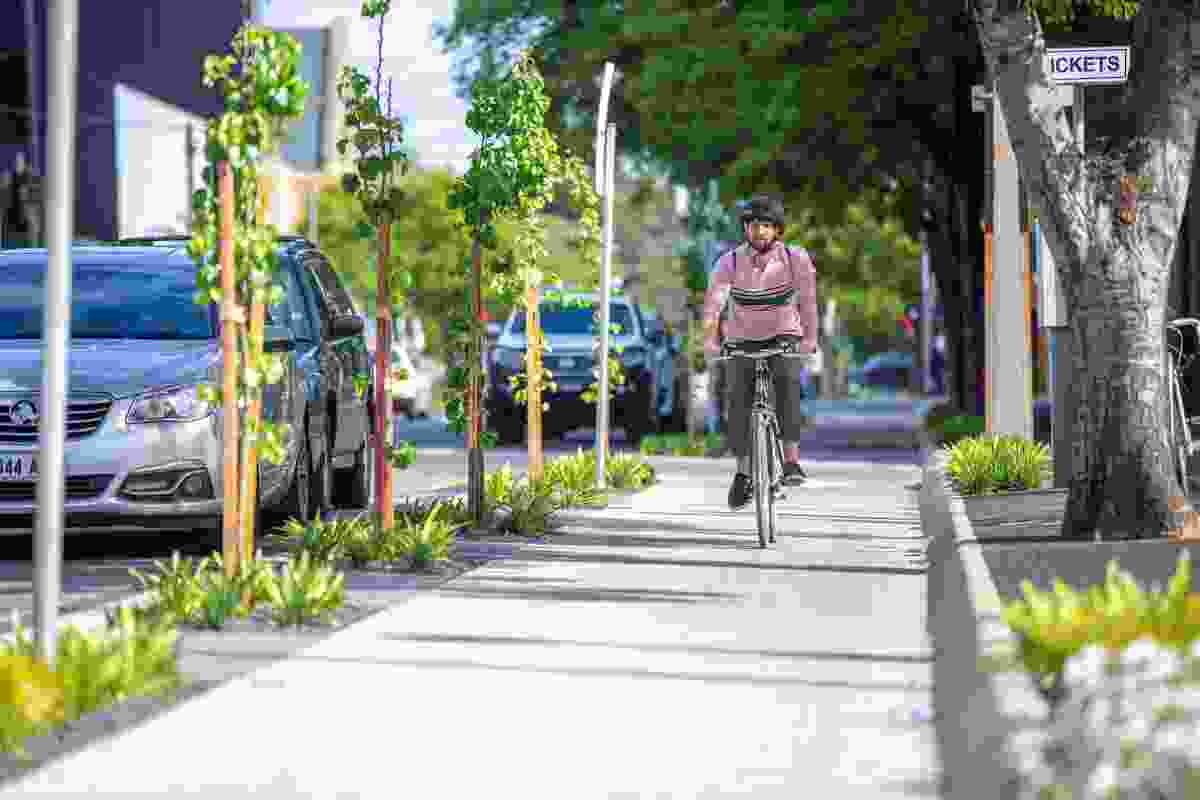 City Bikeways: North–South Bikeway by City of Adelaide