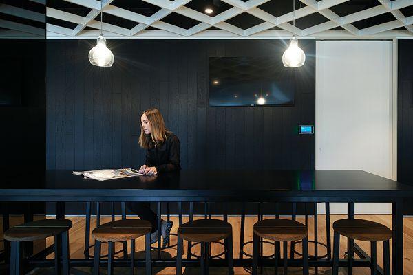 Australia Post – StarTrack House Sydney by Carr Design Group.
