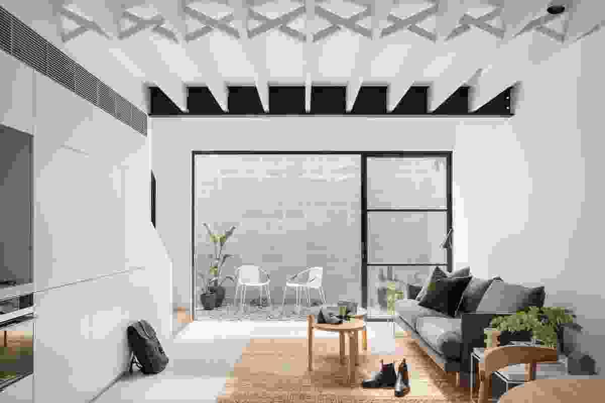 Loft House x2 by Brad Swartz Architects.