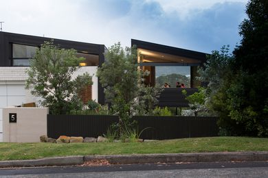 Balmoral House by Fox Johnston Architects.