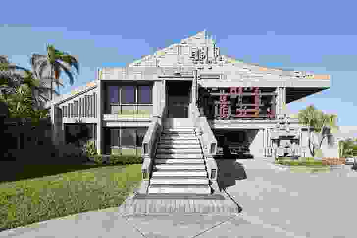 "Marsala House, or the ""Dianella Disco House"" (1976)."