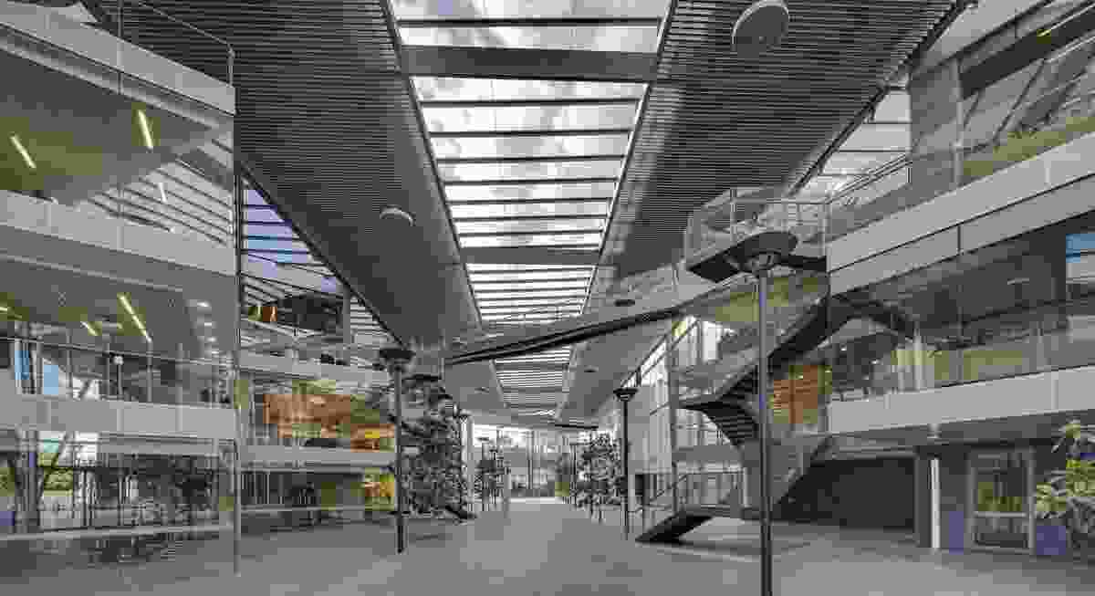Qantas Headquarters Redevelopment by Architectus.