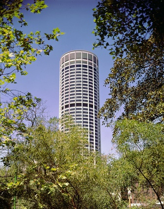 Australia Square by Harry Seidler and Associates [cropped image].