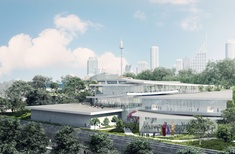 New visions, $244m windfall for AGNSW's embattled Sydney Modern project