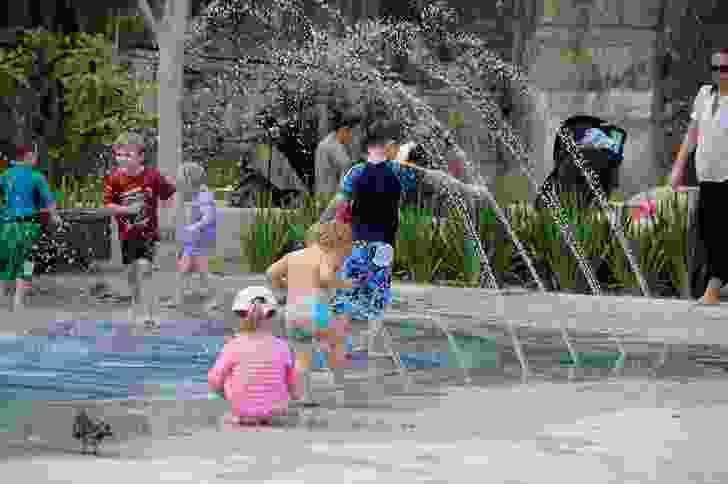 Play – Pirrama Park by Aspect Studios