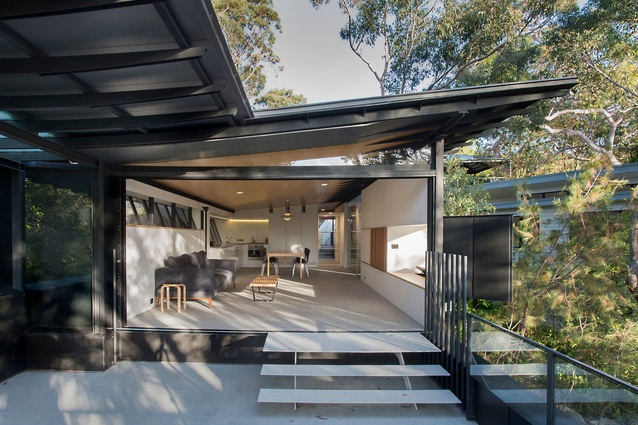 Glenn Murcutt Designed Newly Completed House For Sale