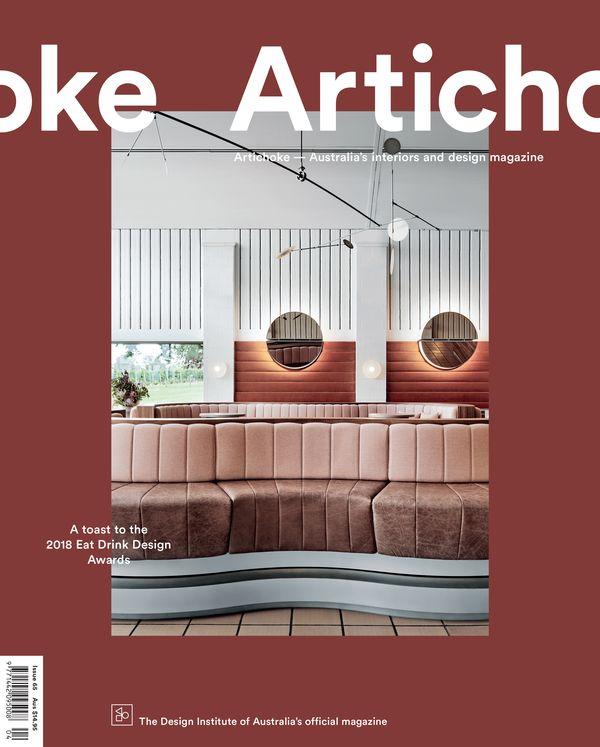 Artichoke, December 2018