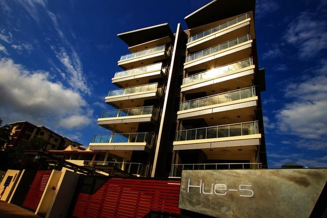 HUE-5 by Ashford Group Architects.