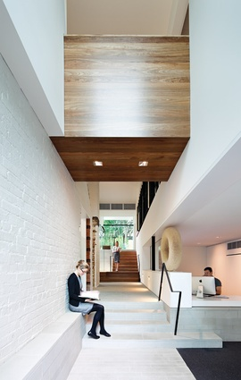 Wilson Architects Office by Wilson Architects.