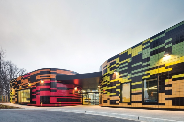 National Museum of Australia – Additions by ARM Architecture.