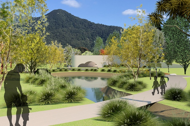 Prize winner: White Rock Cultural Domain – Belinda Allwood, Deakin University.