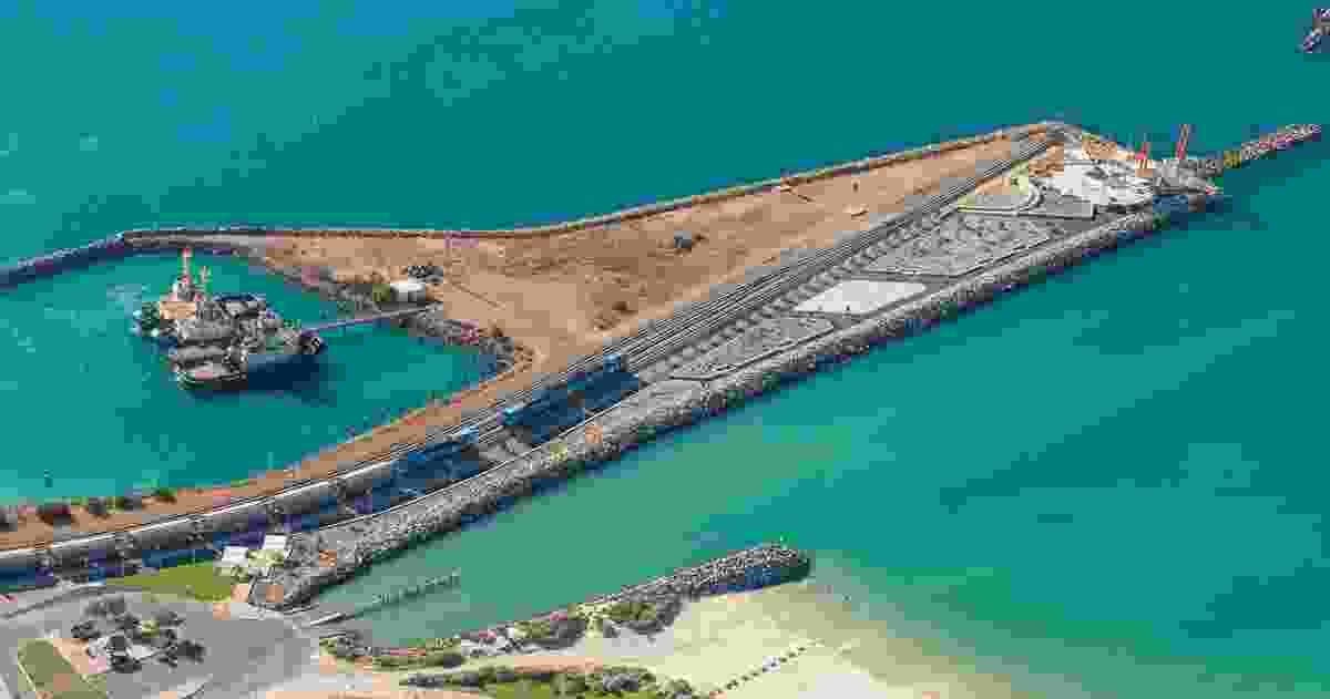 Geraldton Esplanade by Blackwell & Associates.