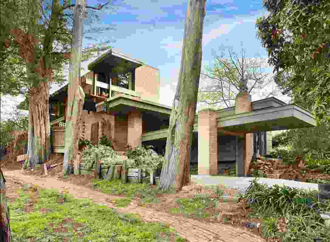 David Godsell House recommended for state heritage listing