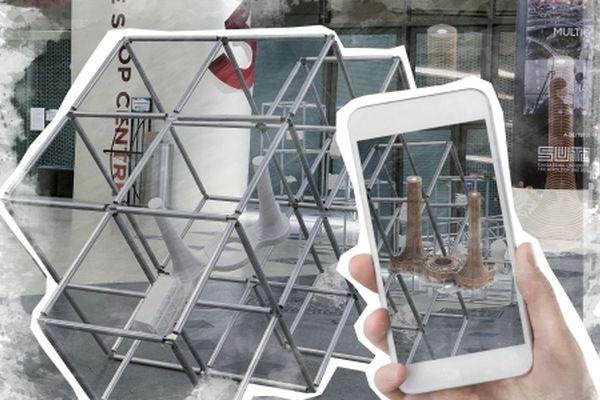 建筑与可持续设计毕业生展6:多元化在线展览