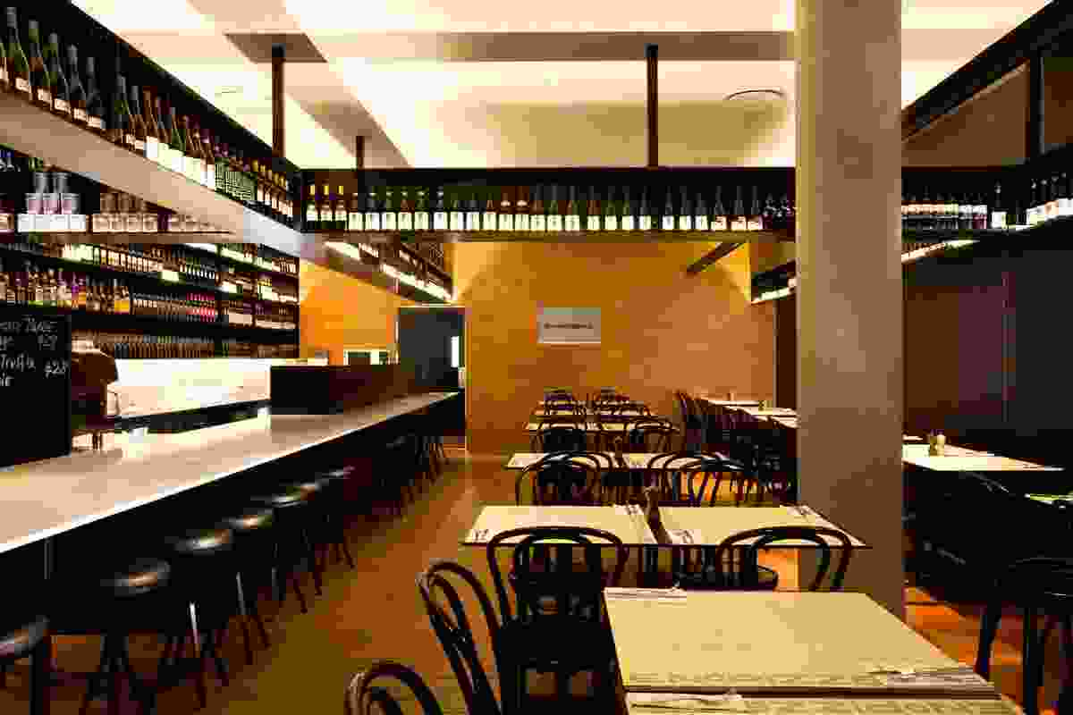 Eno Pizzeria by Chris Connell Design.