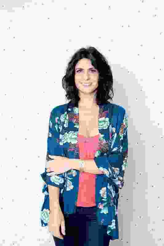 Citta Design's homewares designer, Imogen Tunnicliffe is profiled inside.