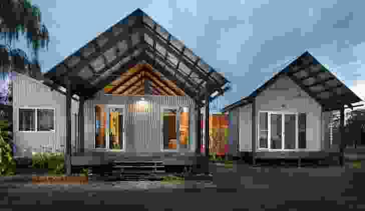 Hunter Valley Farmhouse by Schreiber Hamilton Architecture.