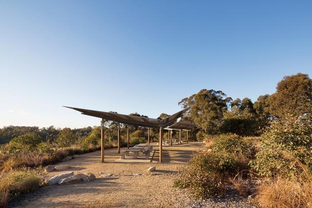 Lizard Log Amenities and Events Pavilion by CHROFI