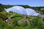 Eden Project sprouts global roots