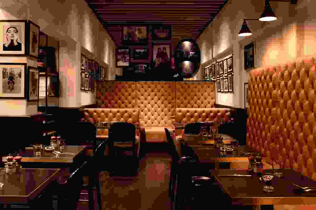Quarter Cafe by Travis Walton.