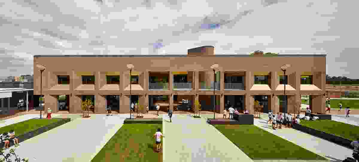 Bunbury Catholic College Mercy Campus by CODA Studio and Broderick Architects Joint Venture.