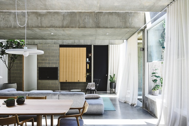 Moving House by Architects EAT.