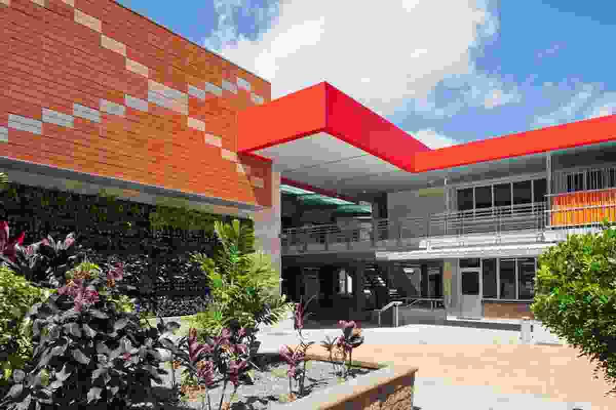 Townsville Grammar School Performing Arts Centre.