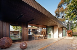 The light within: Ballarat House