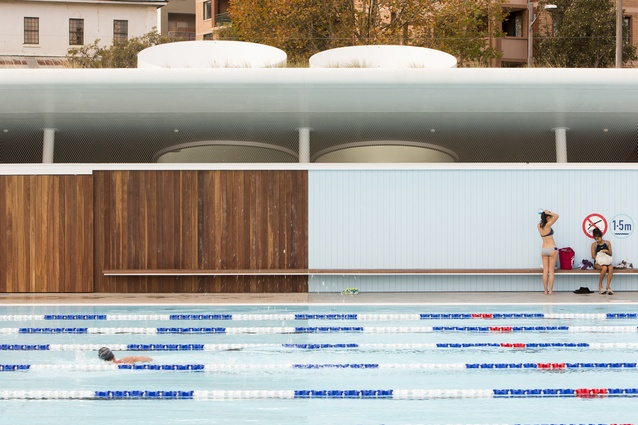 Prince Alfred Park + Pool Upgrade by Neeson Murcutt Architects in association with City of Sydney