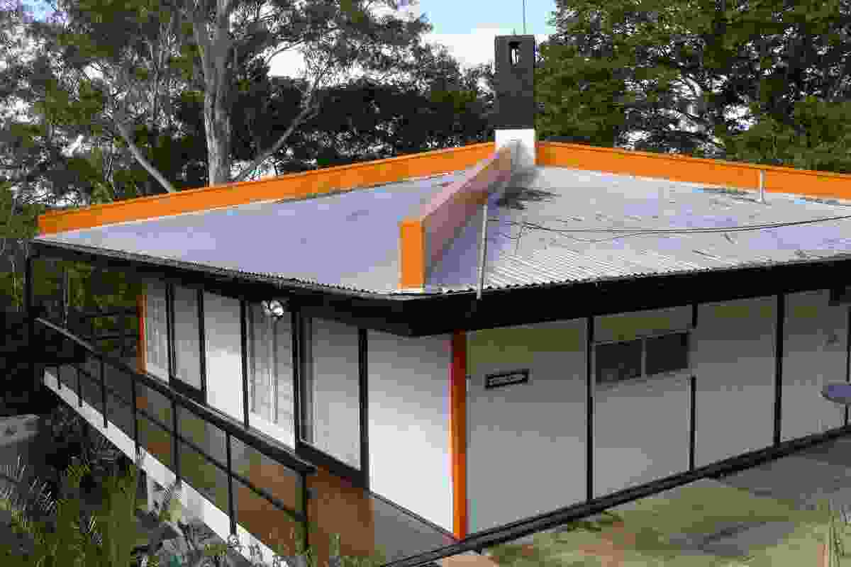 Jacobi House (1957), Indooroopilly, by Hayes & Scott.