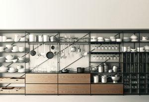 The RIG modular system by MA/U Studio.
