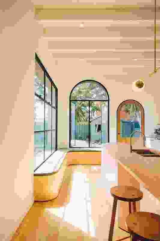 Plaster Fun House by Sans-Arc Studio.
