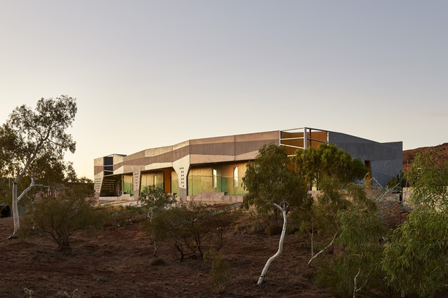 Karratha Super Clinic by Coda Studio.