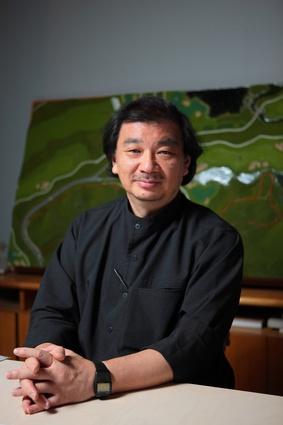 Shigeru Ban.