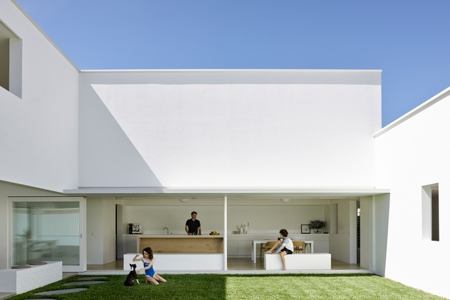 B and B Residence by Hogg and Lamb.
