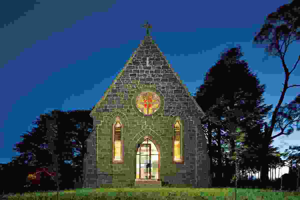 The Church, 2004, Vic: A church in rural Victoria is one of Multiplicity's notable early adaptive reuse projects.
