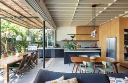 Utterly unpretentious: Marrickville House