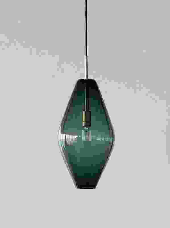 The Bailey light by Australian designer Tom Fereday for Rakumba Lighting.