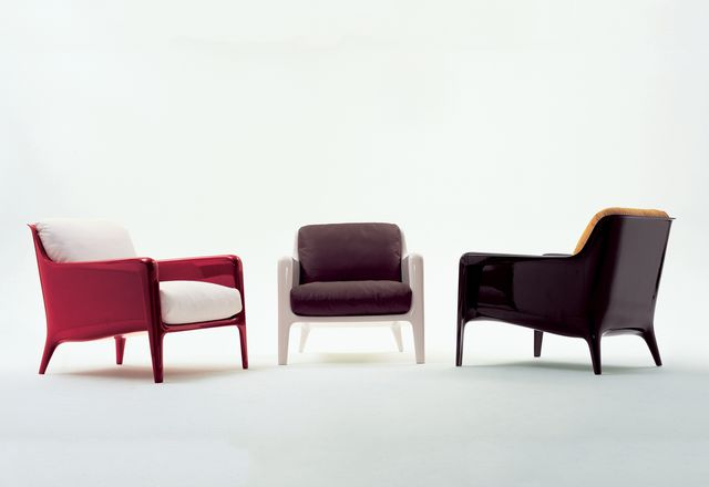 Cocca armchair by Carlo Colombo.