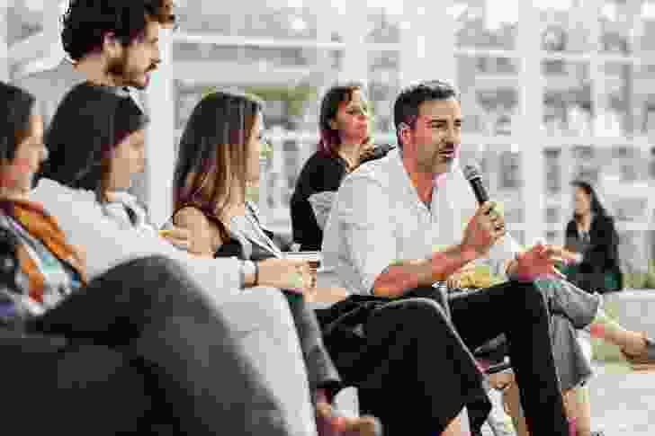Iñaki Carnicero of Rica Studio was one of the curators of Arquia Próxima 2018.