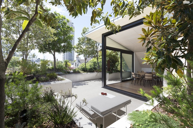 Darlinghurst Rooftop by CO-AP (Architects).