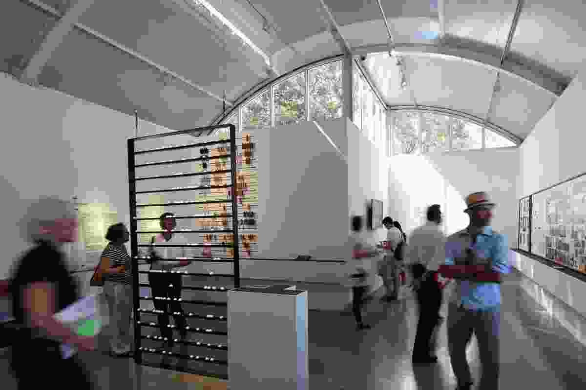 Archrival's indoor play-space at the Australian pavilion.