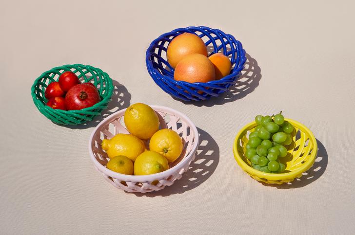 Sillicia ceramic baskets from Octaevo