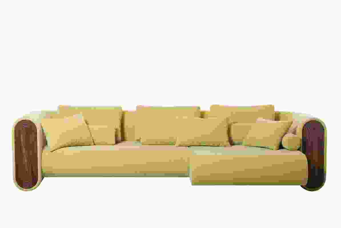 Union sofa by Autoban.