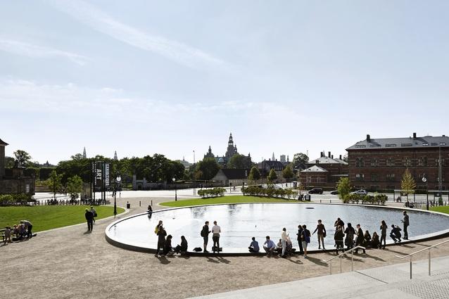 Statens Museum for Kunst by karres+brands in collaboration with Polyform Arkitekter, Svava Riesto, Oluf Jørgensen Ingeniører, Via Trafik.