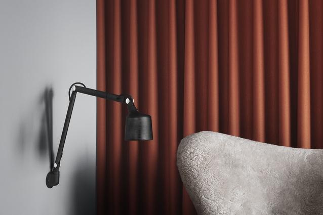 VIPP wall lamp.