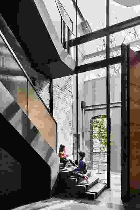 Three Stories North by Splinter Society Architecture.