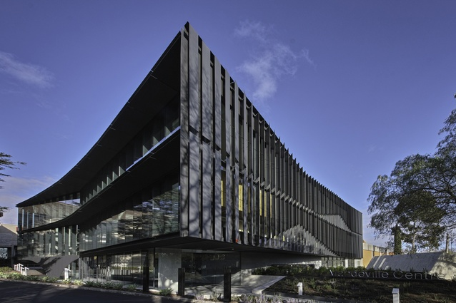The Mandeville Centre, Loreto Toorak (VIC) by Architectus.