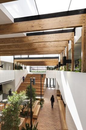 Ballarat Community Health Primary Care Centre by DesignInc.